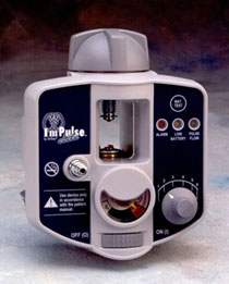 Image of AirSep Impulse Elite portable cylinder