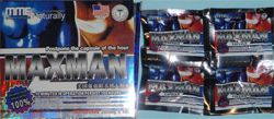 MMC Naturally Maxman packaging