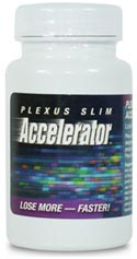 Plexus slim accelerator pill bottle