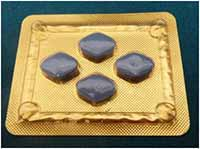 Ziyinzhuangyang tablets - front of packaging