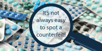 Case study: It's not always easy to spot a counterfeit!