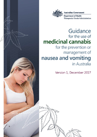 cover of guidance document