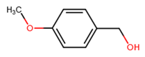 chemical structure of anise alcohol