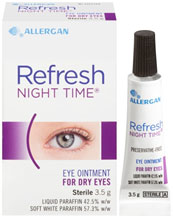 Refresh Night Time 1 x 3.5 g ointment