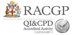 RACGP QI&CPD accredited category 2