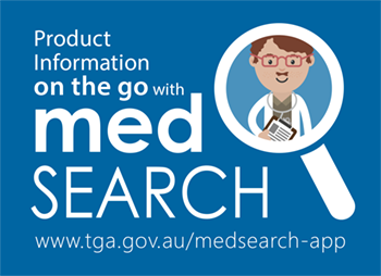 MedSearch: Product information on the go