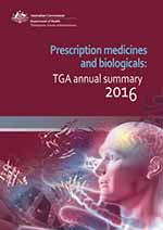 cover of annual summary