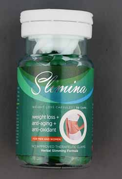 photo of Slimina bottle