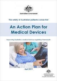 Download An Action Plan for Medical Devices