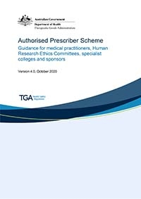 Download Authorised Prescriber Scheme