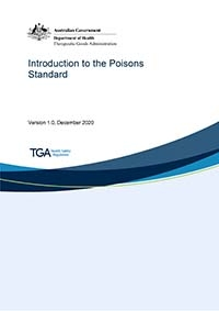 Download Introduction to the Poisons Standard