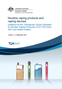 Download Nicotine vaping products and vaping devices
