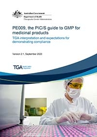 Download PE009, the PIC/S guide to GMP for medicinal products