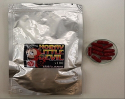Picture of Horny Little Devil Capsules packaging