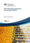 Good Manufacturing Practice annual report 2019-20