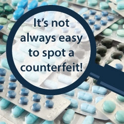 Counterfeit medicines and medical devices