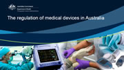 picture of cover of Regulation of medical devices in Australia